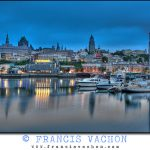 (Very) early morning in Quebec City