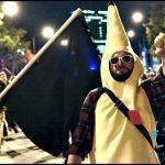 La Banane Rebelle manifeste… et est arrêtée