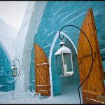 L'Hôtel de Glace de Québec / Quebec city Ice Hotel