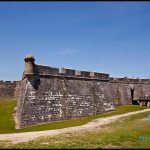 Castillo de San Marcos Fort, St. Augustine (Florida)