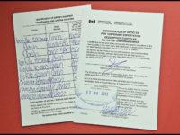 Formulaire Y38 form