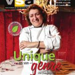 Beau «tearsheet» pour L'Espace MC Chef
