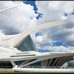 The fabulous Milwaukee Art Museum (MAM)
