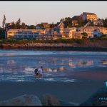 Photos: Ogunquit beach at sunset