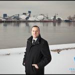 Martin Fournier, PDG d'Armateurs du St-Laurent