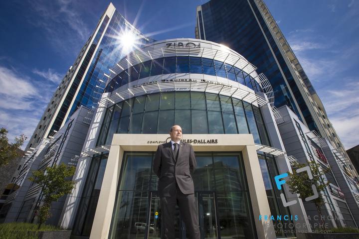 Michel Dallaire, Président et chef de la direction de Cominar