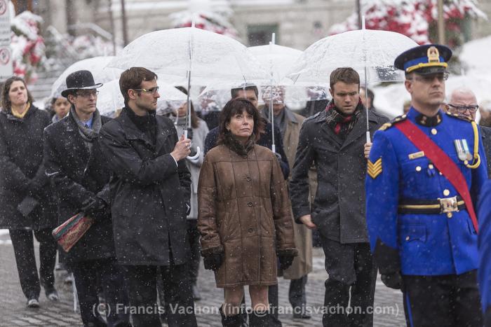 Funérailles de Jean-Paul L'Allier