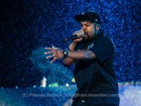 Ice Cube au Festival d'été de Québec le 9 juillet 2016