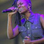 Photos: Kelela au Festival d'été de Québec
