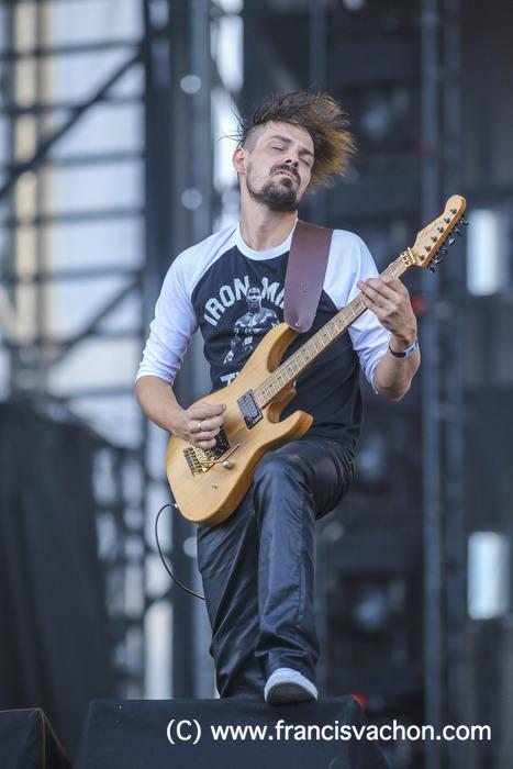Metalord au Festival d'été de Québec