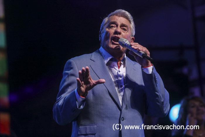Michel Louvain au Festival d'été de Québec