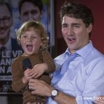 Justin Trudeau fait le tour du Lac St-Jean