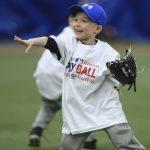 Photos: Clinique de baseball de la MLB à Québec
