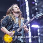 Photos:  Lukas Nelson & Promise of the Real au Festival d'été de Québec