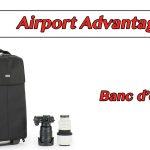 Banc d'essai: Think Tank Airport Advantage Plus