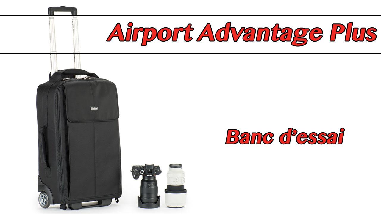 Banc Dessai Think Tank Airport Advantage Plus