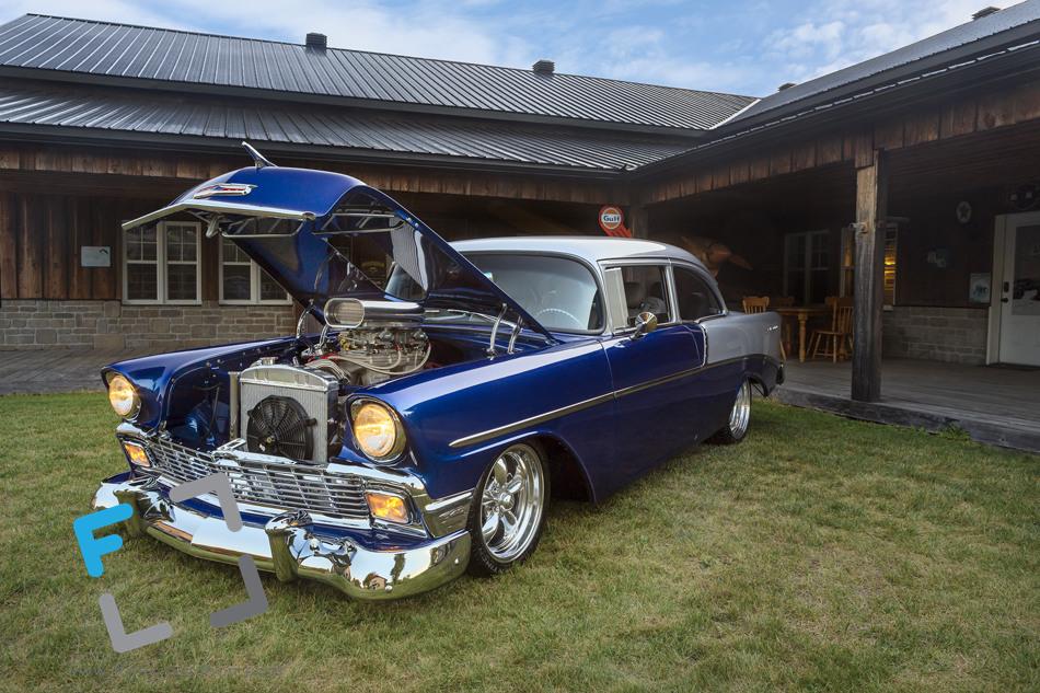 Chevrolet 201 1956