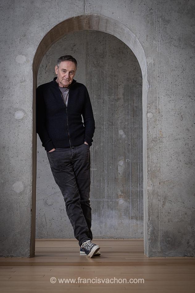 Le comédien Yves Jacques